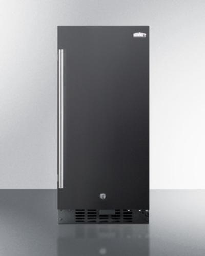 "Summit 15"" Wide ADA All Refrigerator"