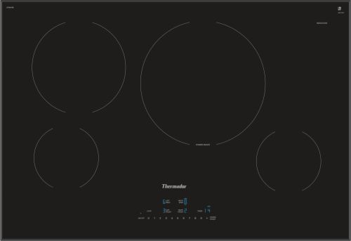 Thermador 30-Inch Masterpiece® Induction Cooktop, Black Frameless
