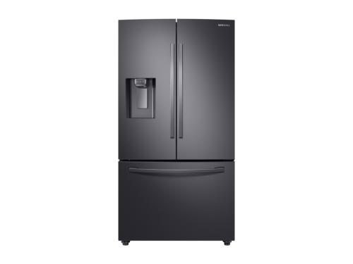 Model: RF23R6201SG   Samsung 23 cu. ft. 3-Door French Door, Counter Depth Refrigerator with CoolSelect Pantry