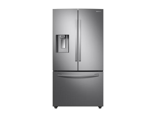 Samsung 23 cu. ft. 3-Door French Door, Counter Depth Refrigerator with CoolSelect Pantry