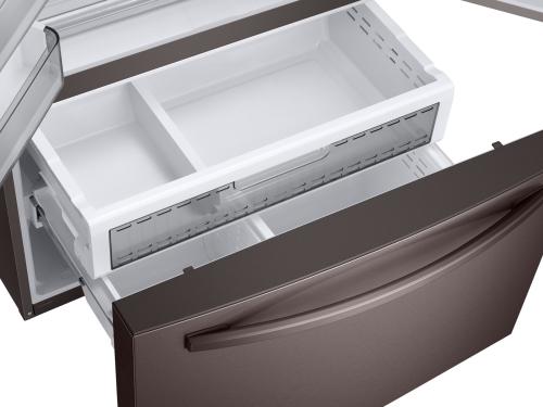 Model: RF28R6201DT | Samsung 28 cu. ft. 3-Door French Door Refrigerator with CoolSelect Pantry