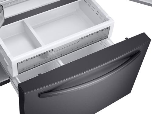 Model: RF28R6201SG | Samsung 28 cu. ft. 3-Door French Door Refrigerator with CoolSelect Pantry