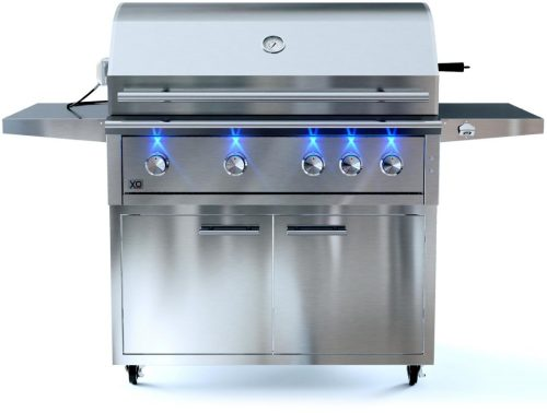 Model: XOG42CART | XO Appliances 42 in Grill Cart