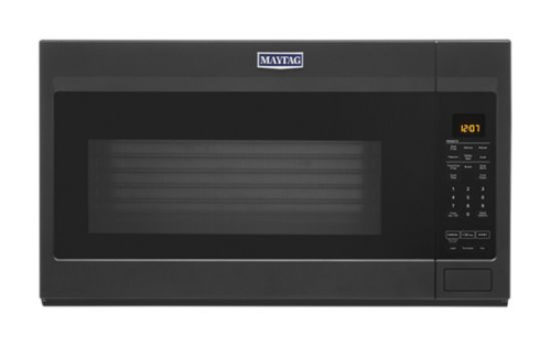 Model: MMV4207JK | Maytag Over-the-Range Microwave with Dual Crisp feature - 1.9 cu. ft.