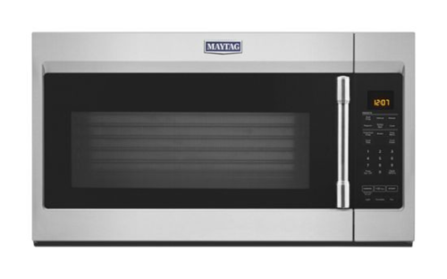 Maytag Over-the-Range Microwave with Dual Crisp feature - 1.9 cu. ft.