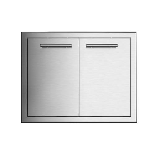 XO Appliances 30 in Double Door Cabinet