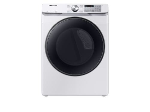 Samsung 7.5 cu. ft. Smart Electric Dryer with Steam Sanitize+