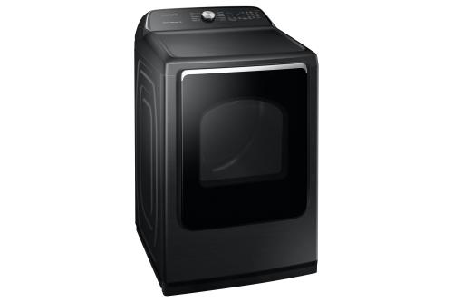 Model: DVE54R7200V | Samsung DV7200 7.4 cu. ft. Electric Dryer with Steam Sanitize+