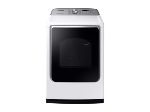 Samsung 7.4 cu. ft. Electric Dryer with Steam Sanitize+