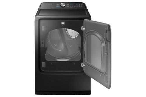 Model: DVG54R7200V | Samsung 7.4 cu. ft. Gas Dryer with Steam Sanitize+