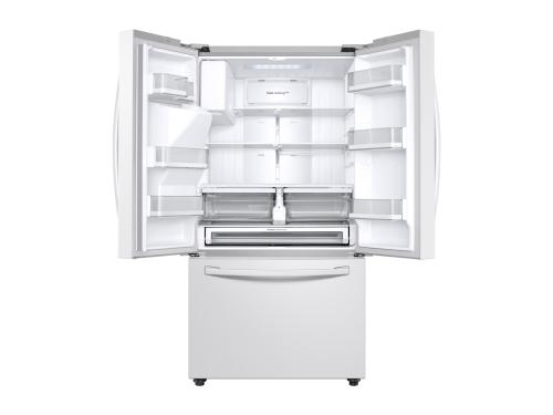 Model: RF28R6202WW | Samsung 28 cu. ft. 3-Door French Door Refrigerator with CoolSelect Pantry