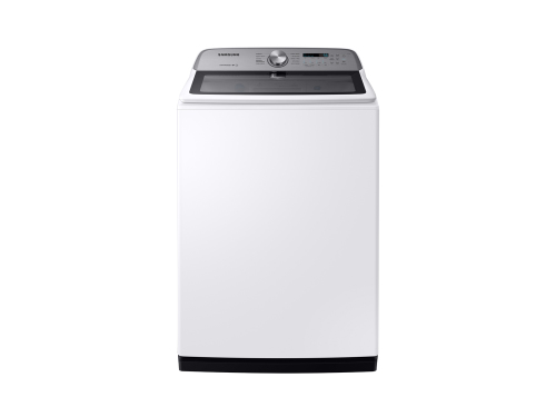 Samsung WA7200 5.4 cu. ft. Top Load Washer with Active WaterJet in White