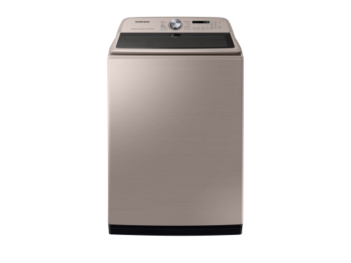 Model: WA54R7600AC | Samsung 5.4 cu. ft. Top Load Washer with Super Speed