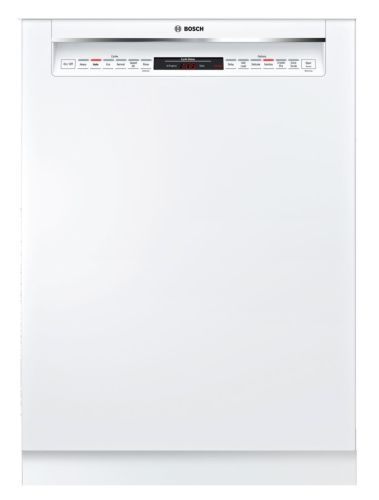 "Bosch 24"" 800 Series Recessed Handle Dishwasher"