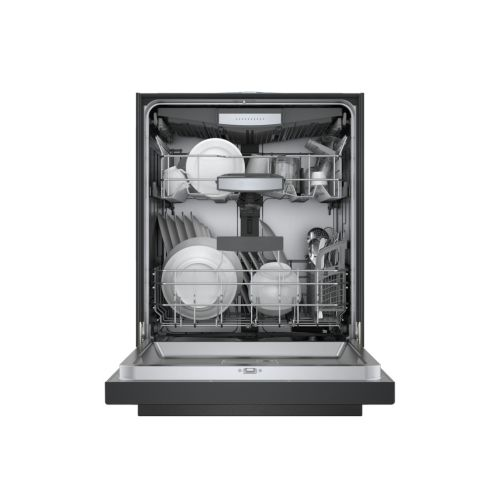 "Model: SHP878ZD6N | Bosch 24"" 800 Series  Pocket Handle Dishwasher"