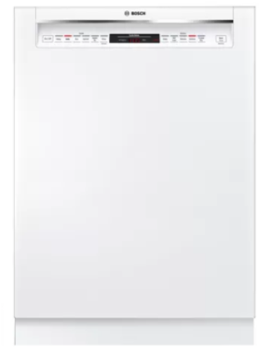 "Bosch 24"" 800 Series Front Control Dishwasher"