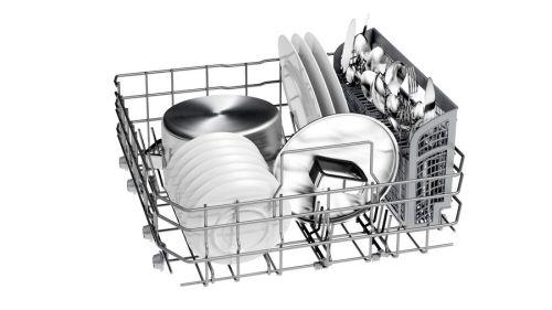 "Model: SHPM65Z55N | Bosch 24"" 500 Series Pocket Handle  Dishwasher"