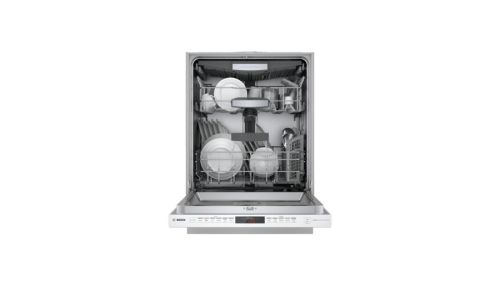 "Model: SHPM78Z55N | Bosch 24"" 800 Series Pocket Handle Dishwasher"