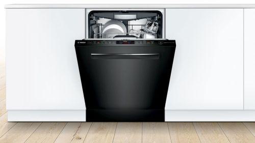 "Model: SHPM78Z56N | Bosch 24"" 800 Series Pocket Handle Dishwasher"