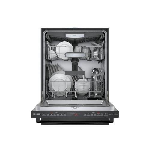 "Model: SHX878ZD6N | Bosch 24"" 800 Series  Bar Handle Dishwasher"