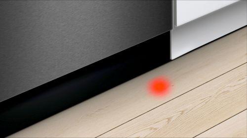 "Model: SHXM78Z54N | Bosch 24"" 800 Series Bar Handle Dishwasher"