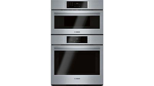 Model: HBL8753UC | Bosch 800 Series Combination Oven 30''