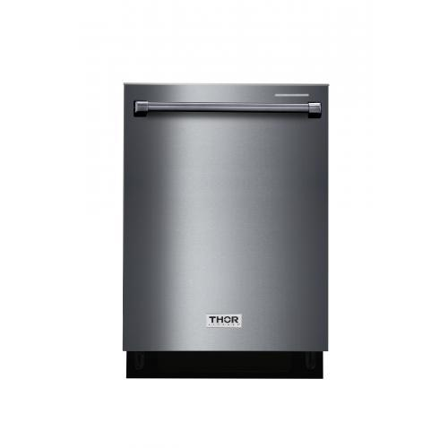 """Thor 24"""" Dishwasher in Stainless Steel"""