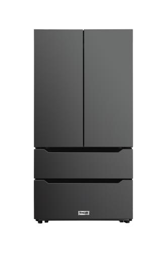 Thor 22.5 cu. ft. 4-Door French Door Refrigerator Counter Depth
