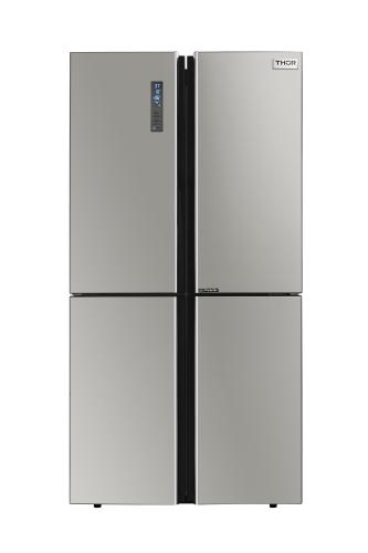 Thor 36 inch Counter-Depth 4 Door French Door Refrigerator