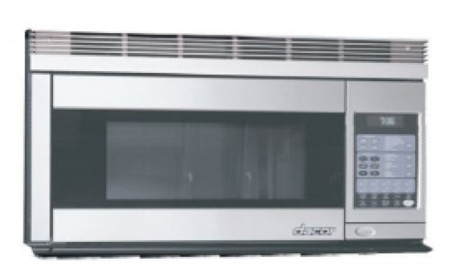 """Dacor  Heritage 30"""" Over the Range Convection Microwave Hood in Stainless Steel"""
