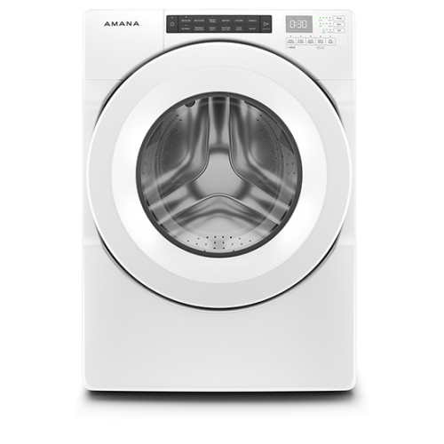 Amana 4.3 cu. ft. Front-Load Washer with Large Capacity