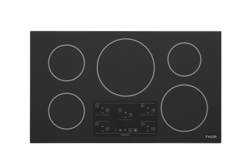 Thor 36 in Induction Cooktop with 5 Elements