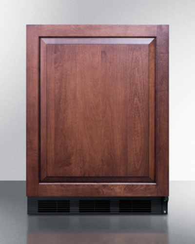 """Summit 24"""" Wide Built-In All-Refrigerator"""