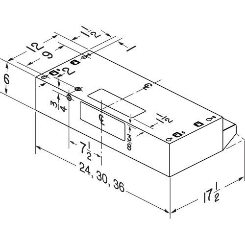 Model: BUEZ030BL   Broan 30-Inch Ducted Under-Cabinet Range Hood