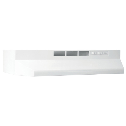 "Broan 36"" Ductless Under Cabinet Range Hood"