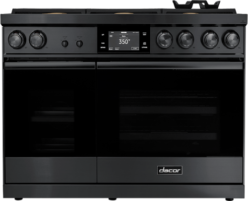 "Dacor Contemporary 48"" Dual Fuel Steam Range - LP Gas / High Altitude"
