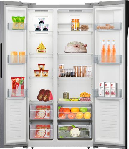 Model: FFS157L3S   Avanti 15.6 Cubic Foot Side by Side Refrigerator