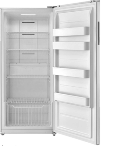 Avanti 13.8 Cubic Foot convertible refrigerator/freezer