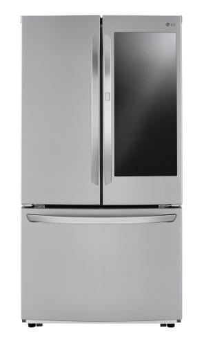 LG 23 Cubic Foot 3-Door Refrigerator