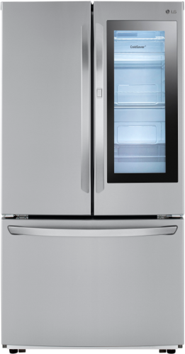 LG Door in Door  French Door Refrigerator