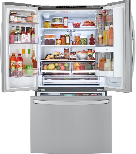 Model: LFCS27596S | LG Door in Door  French Door Refrigerator