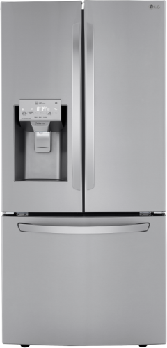 LG 25 cu. ft. Smart wi-Fi Enabled French Door Refrigerator