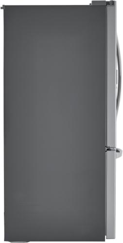 Model: LRFXS2503S   LG 25 cu. ft. Smart wi-Fi Enabled French Door Refrigerator