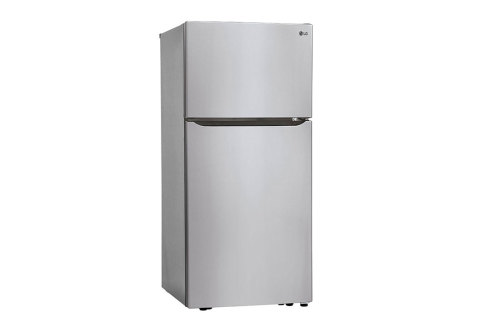 Model: LTCS20020S | LG 20 cu. ft. Top Freezer Refrigerator