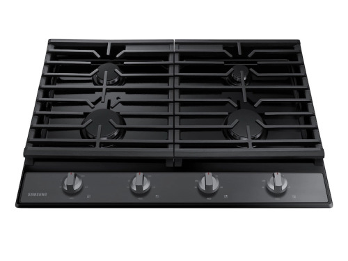 "Model: NA30R5310FG | Samsung 30"" Gas Cooktop"