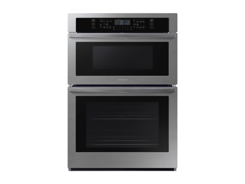 """Samsung 30"""" Microwave Combination Wall Oven"""