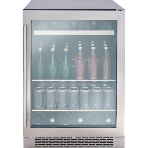 "Zephyr 24"" Single Zone Beverage Cooler"