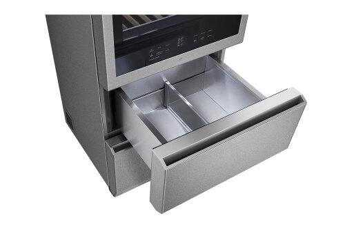 Model: URETC1408N | LG LG SIGNATURE 15 cu. ft.  Wine Cellar Refrigerator