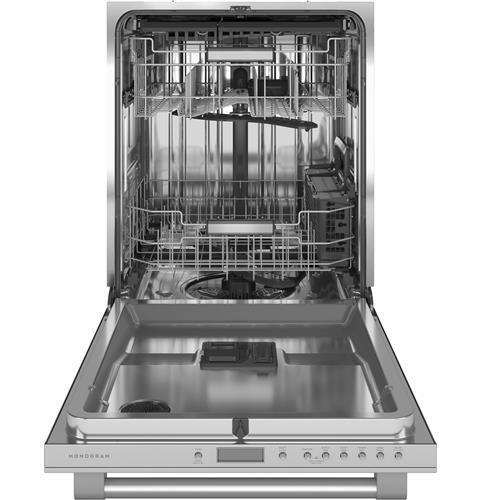 Model: ZDT985SPNSS | Monogram Monogram Smart Fully Integrated Dishwasher