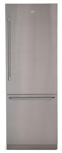 "Beko 30"" Built-in Bottom Freezer Refrigerator with Ice Maker"